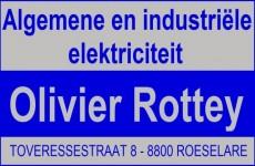 Olivier Rottey: algemene en industriele elektriciteit